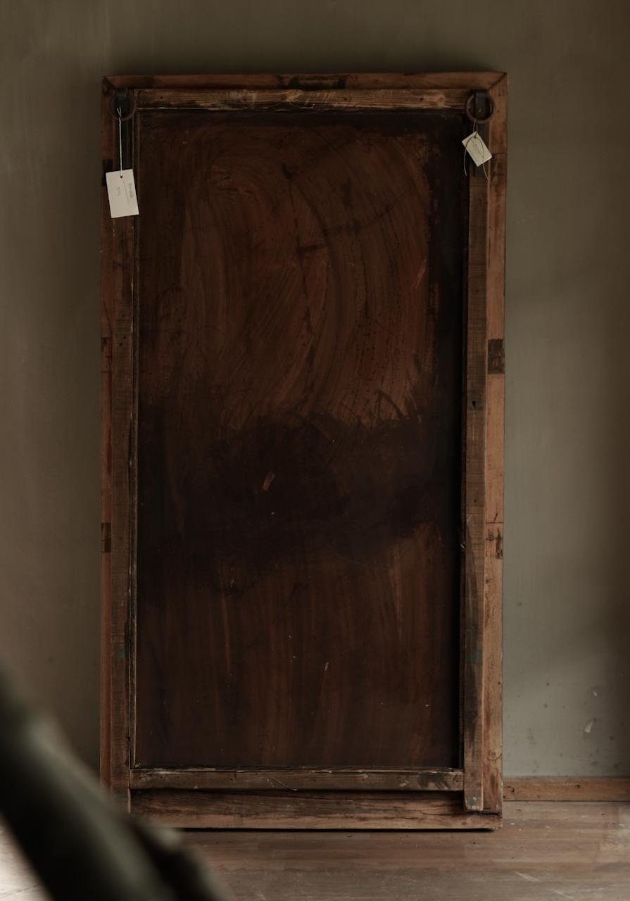 Spiegel gemaakt van oud Authentiek Luik-5