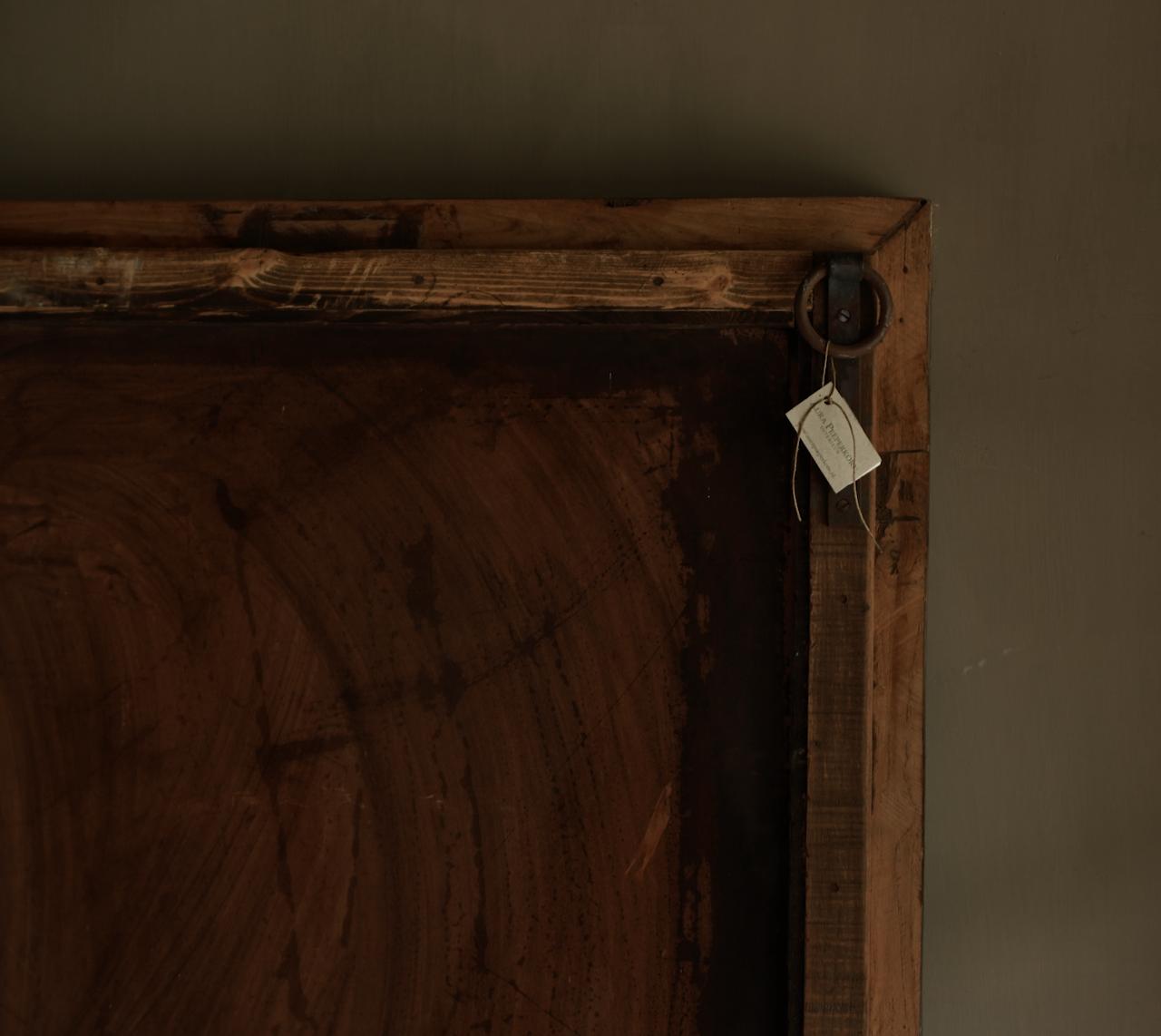 Spiegel gemaakt van oud Authentiek Luik-6