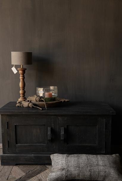 Stoer Tv Furniture / sideboard of old wood