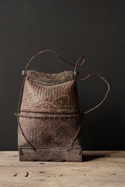 Authentische indische Tasche