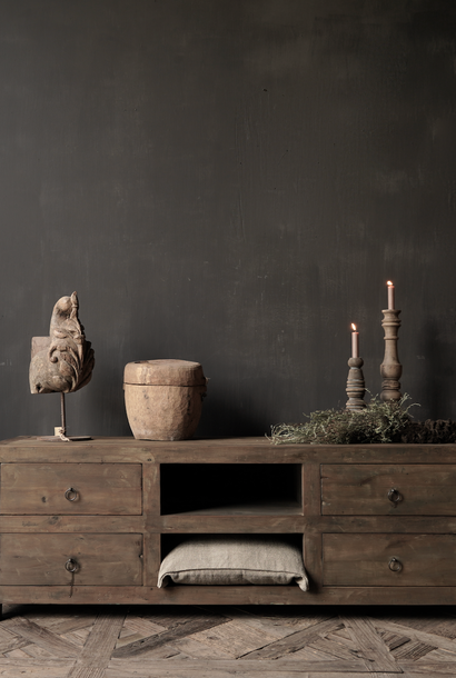 TV Furniture / sideboard of old wood