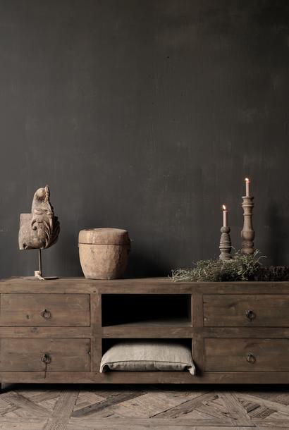 TV Möbel / Sideboard aus altem Holz