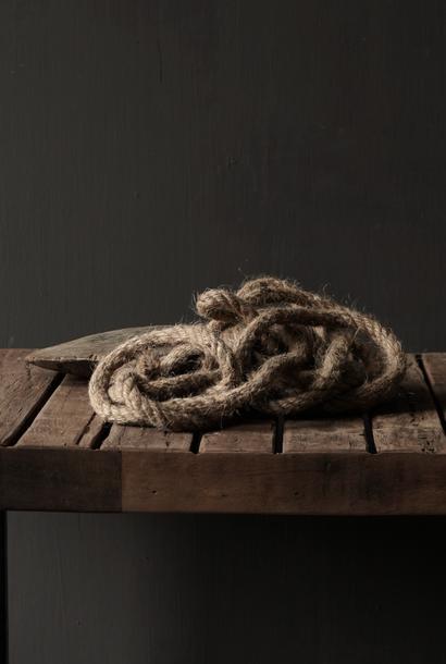 Bundel Jute touw  5 meter