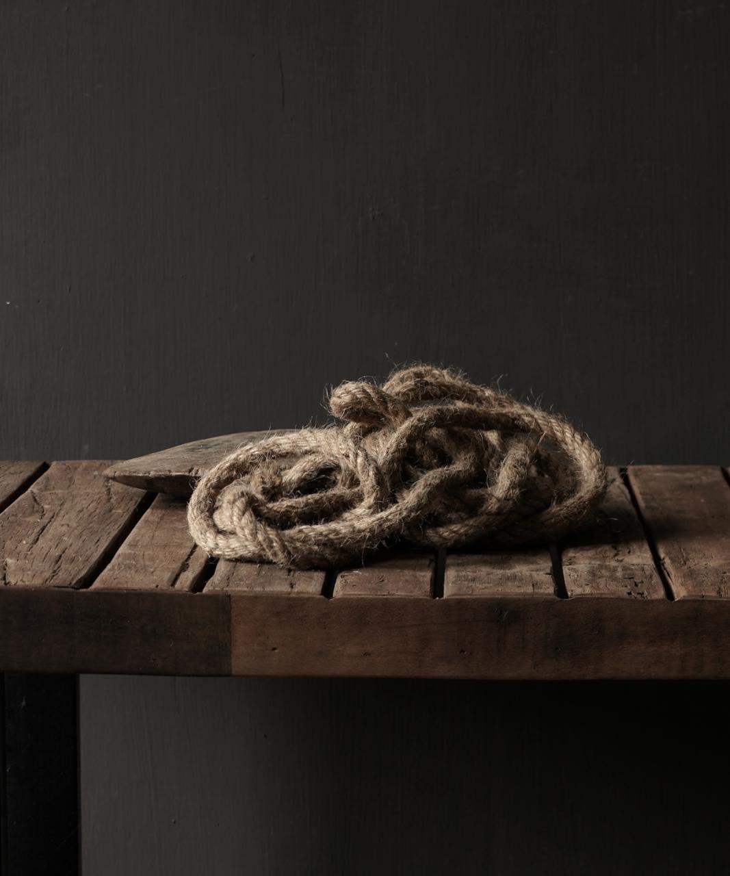 Bundel Jute touw  5 meter-1
