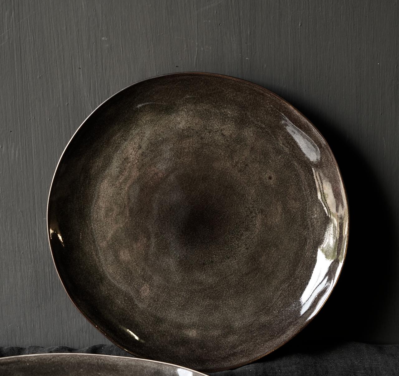 Plate Pascale Naessens 28ø cm-1