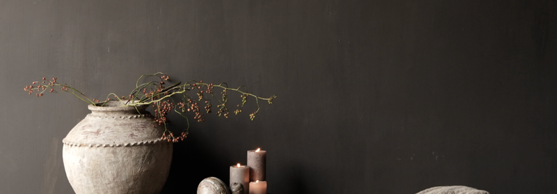Tv Meubel / dressoir van oud  stoer robuust hout