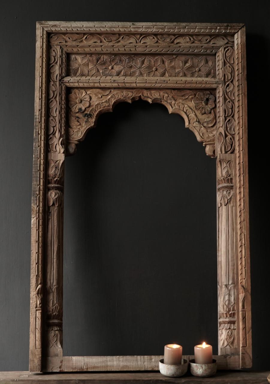 Stoer houten raamkozijn-3