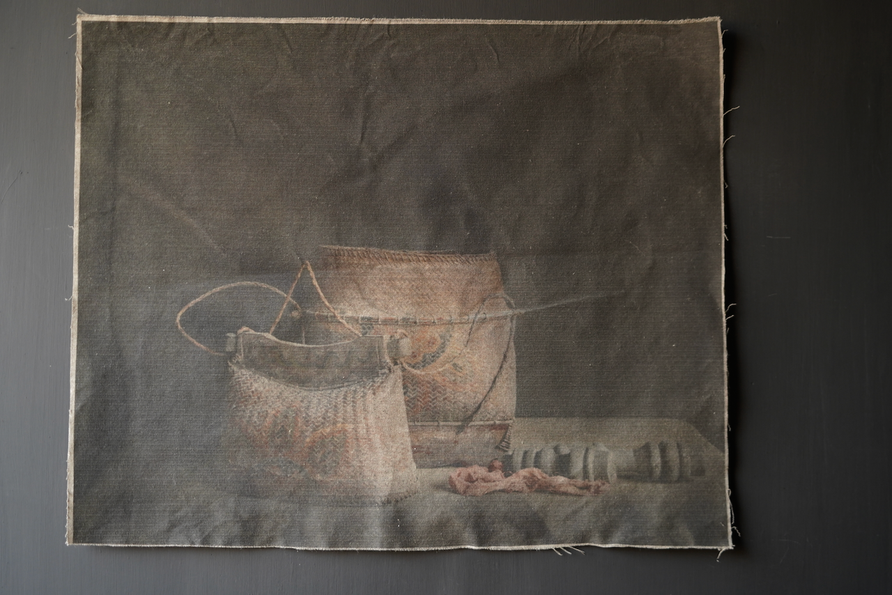 Tough sturdy linen tapestry-2