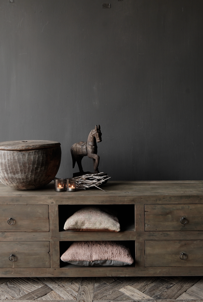 Tv Meubel / dressoir van oud  hout