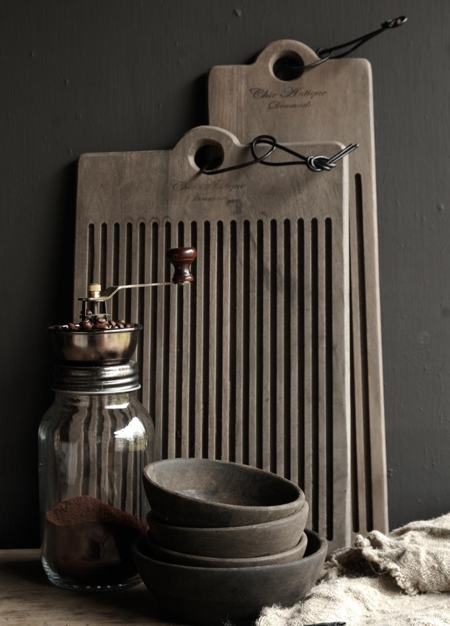 Koffie molen /voorraadpot-3