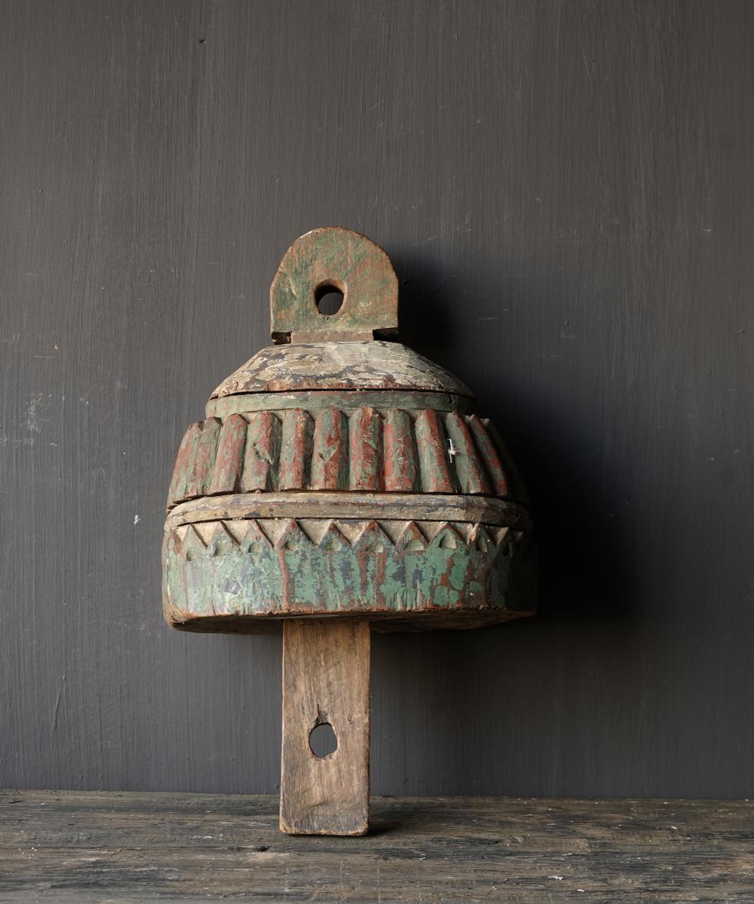 Uniek Oud Indisch Ornament-1
