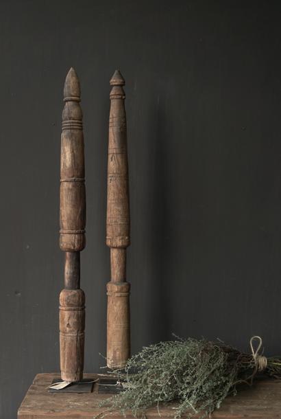 Einzigartiger Holzgipfel