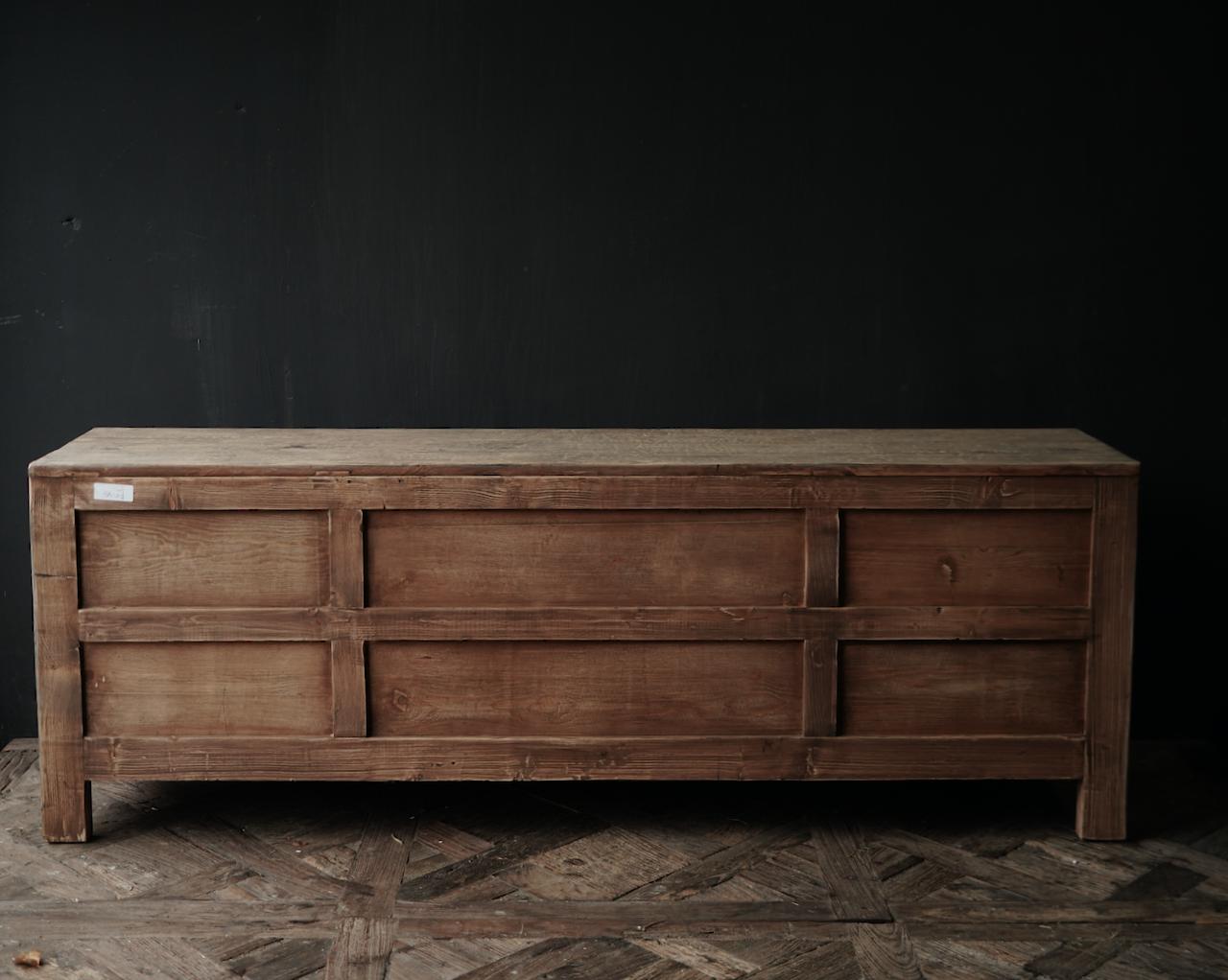 Beautiful sturdy wooden sideboard / TV cabinet / TV cabinet-4