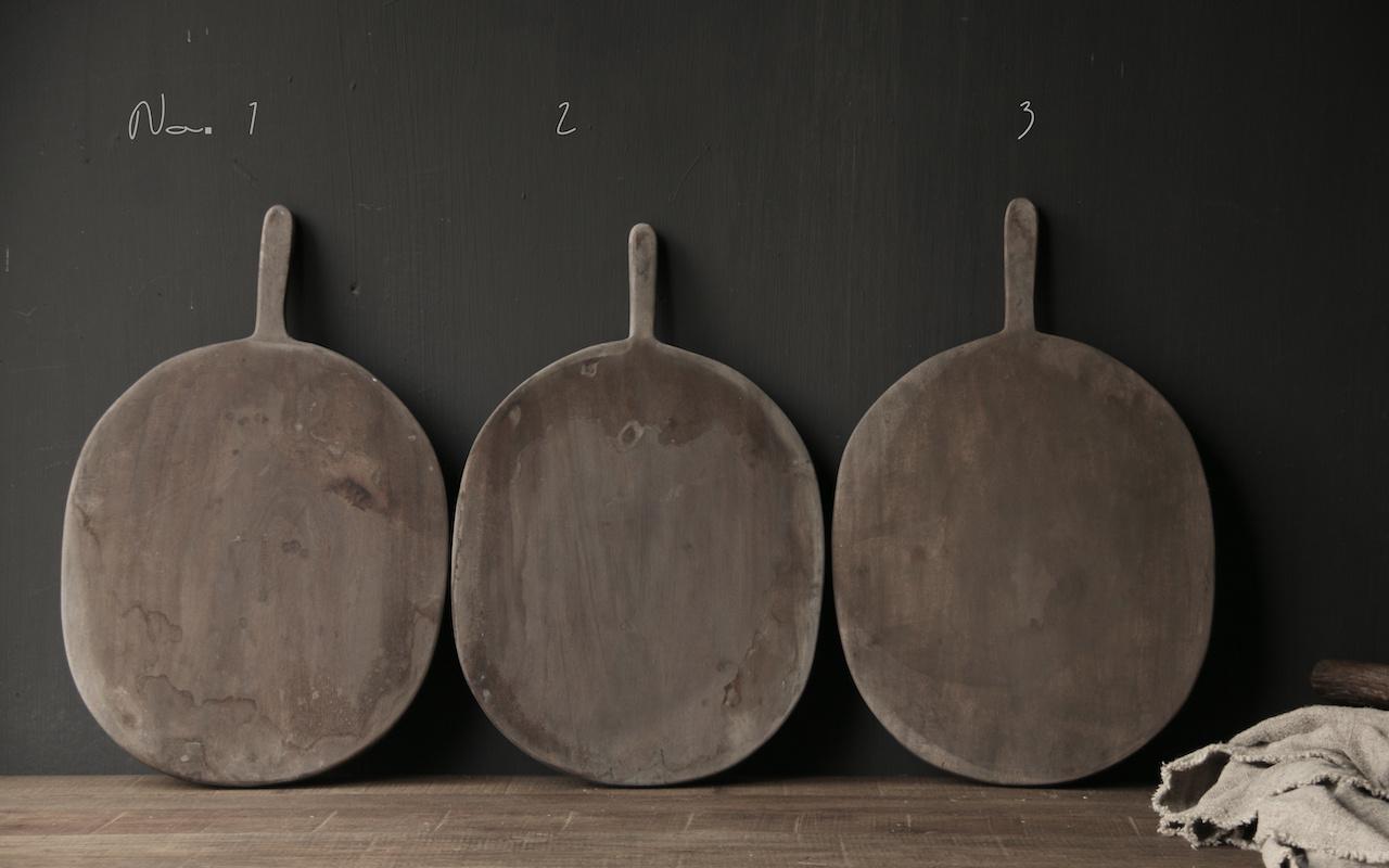Oud houten broodplank / Snijplank-2