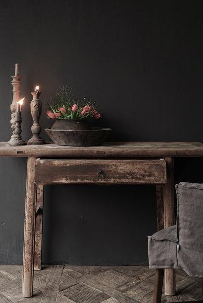 Authentischer Beistelltisch oder Wandtisch