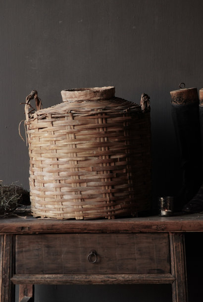 Old Authentic basket
