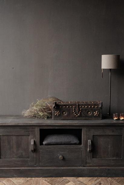 Stoer Tv Meubel / dressoir van oud  hout