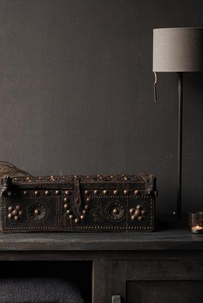 Einzigartige authentische alte Box aus Holz