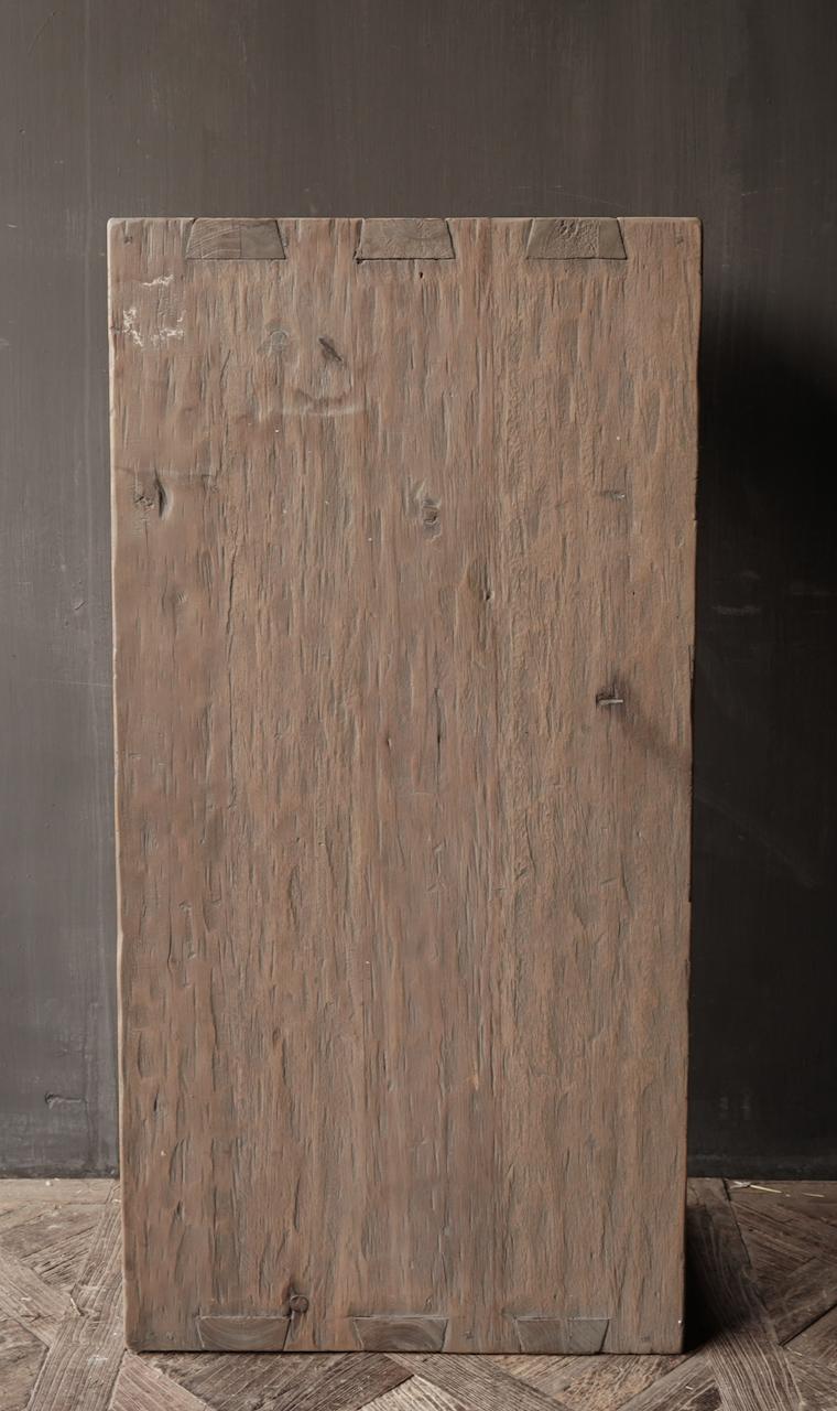 Couchtisch aus altem Holz-3
