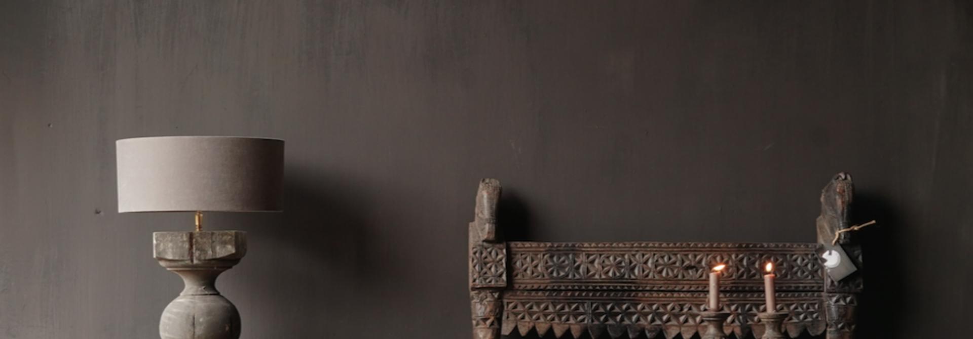 Stoer Tv Furniture / sideboard made of old wood