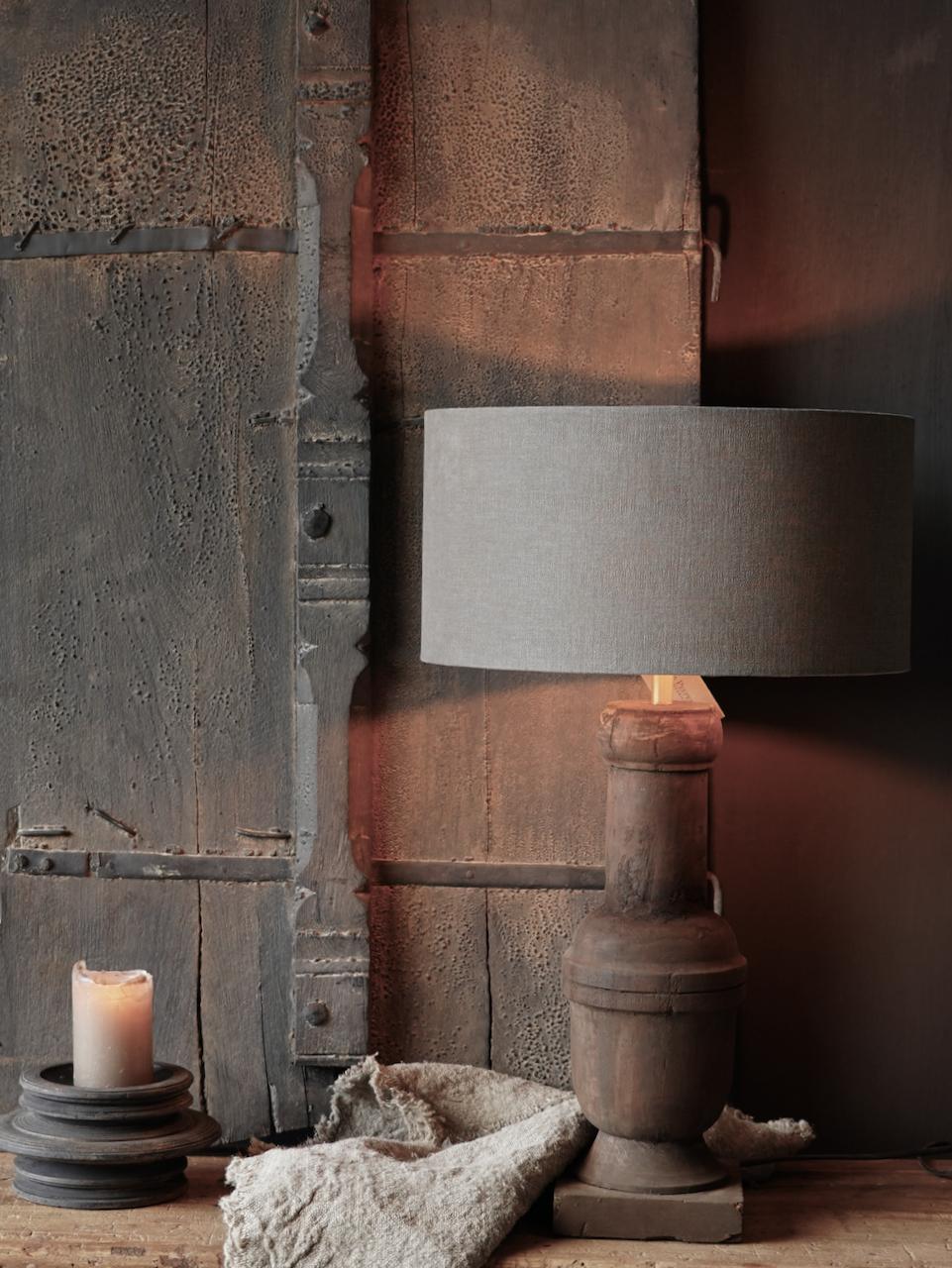 Holzlampensockel-3