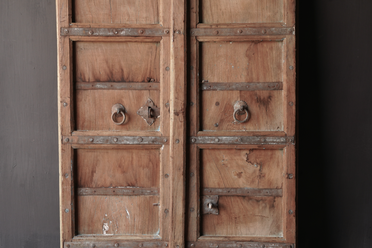 Old Indian doors set-4