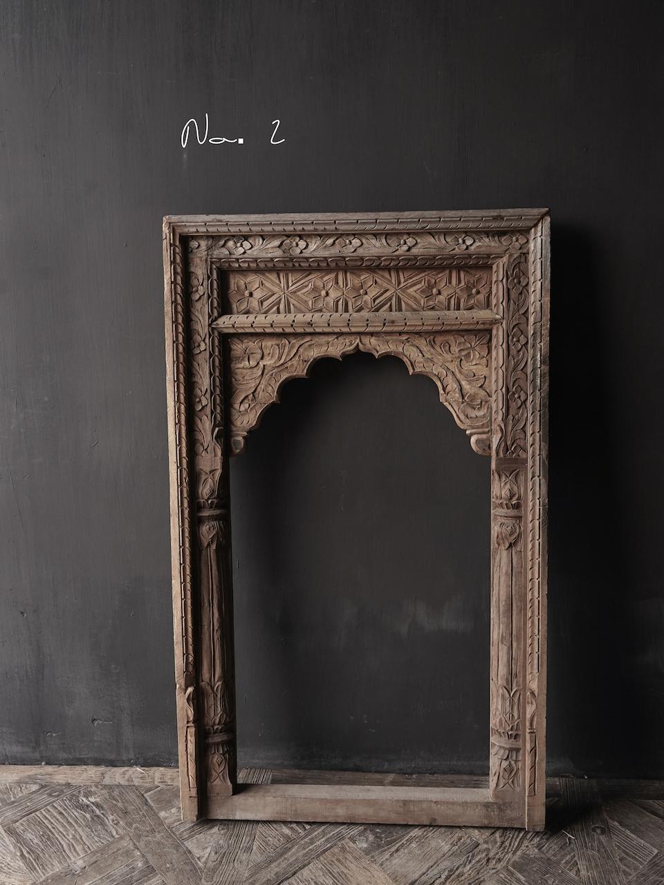 Tough wooden window frame-6