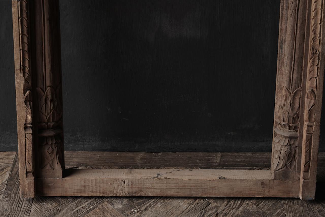 Tough wooden window frame-7
