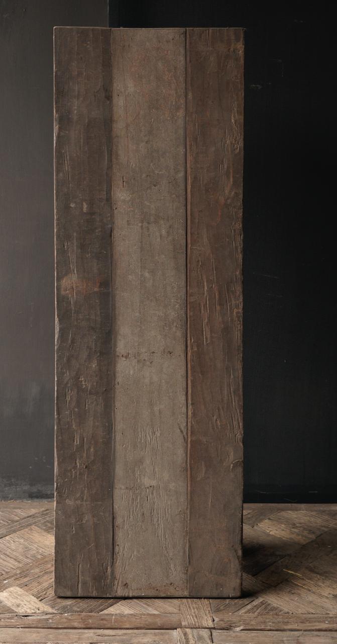 Couchtisch hergestellt in Indien aus altem gebrauchtem Holz-9