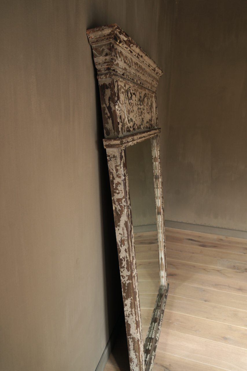 Grote houten Spiegel-5