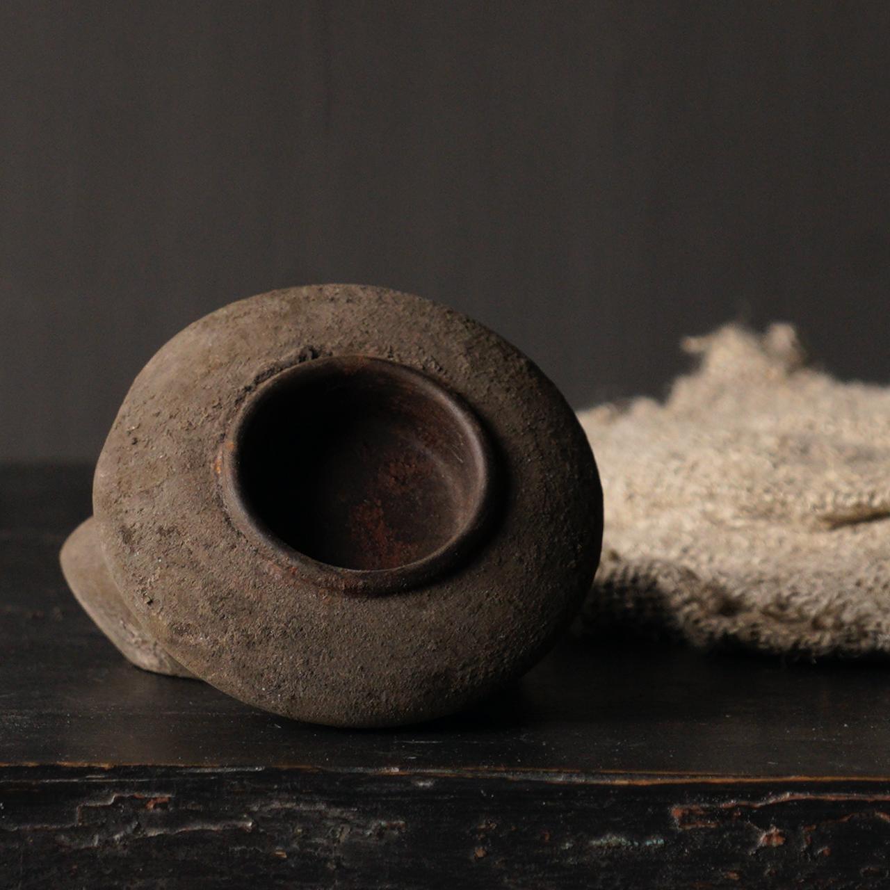 Teekerzenhalter aus Holz-3