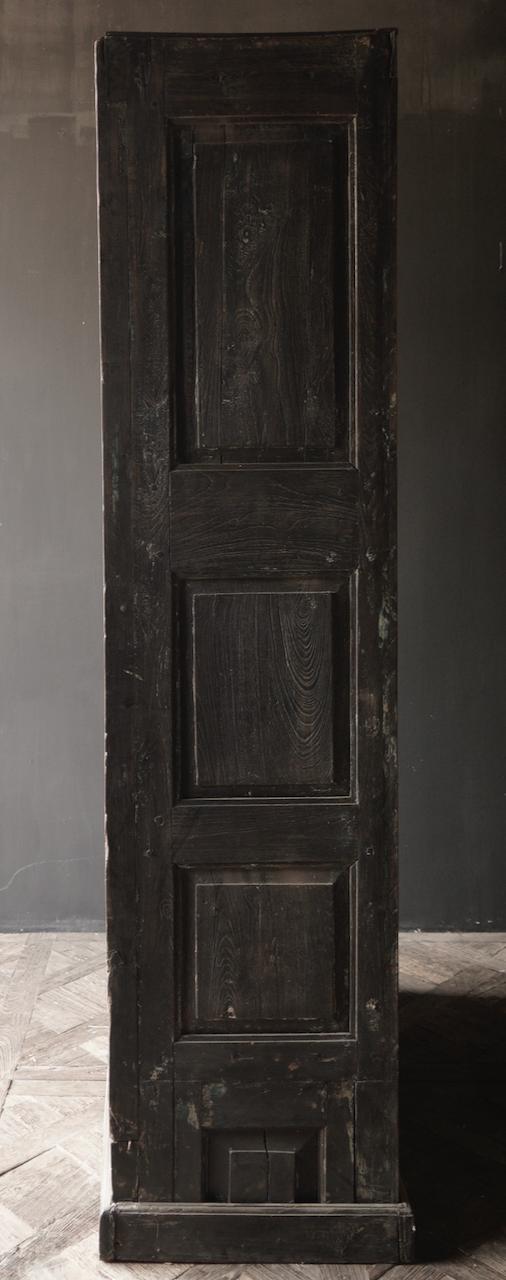 Oude Unieke Indische ( Wabi Sabi) kast twee deurs-5