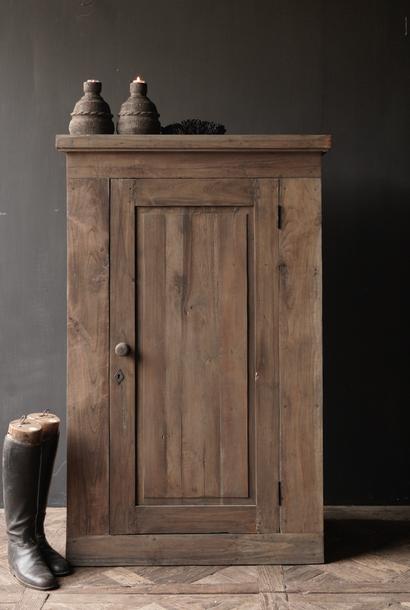 Tough one-door cabinet Lieke