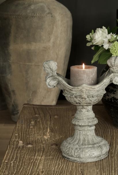 Concrete vase / Candlestick