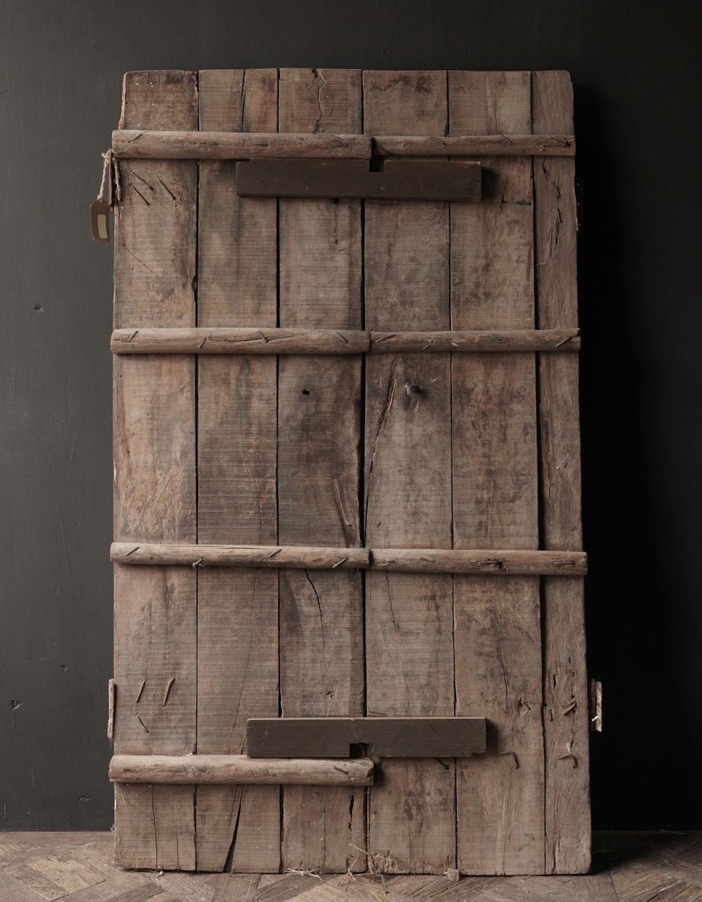 Old Indian doors set-5