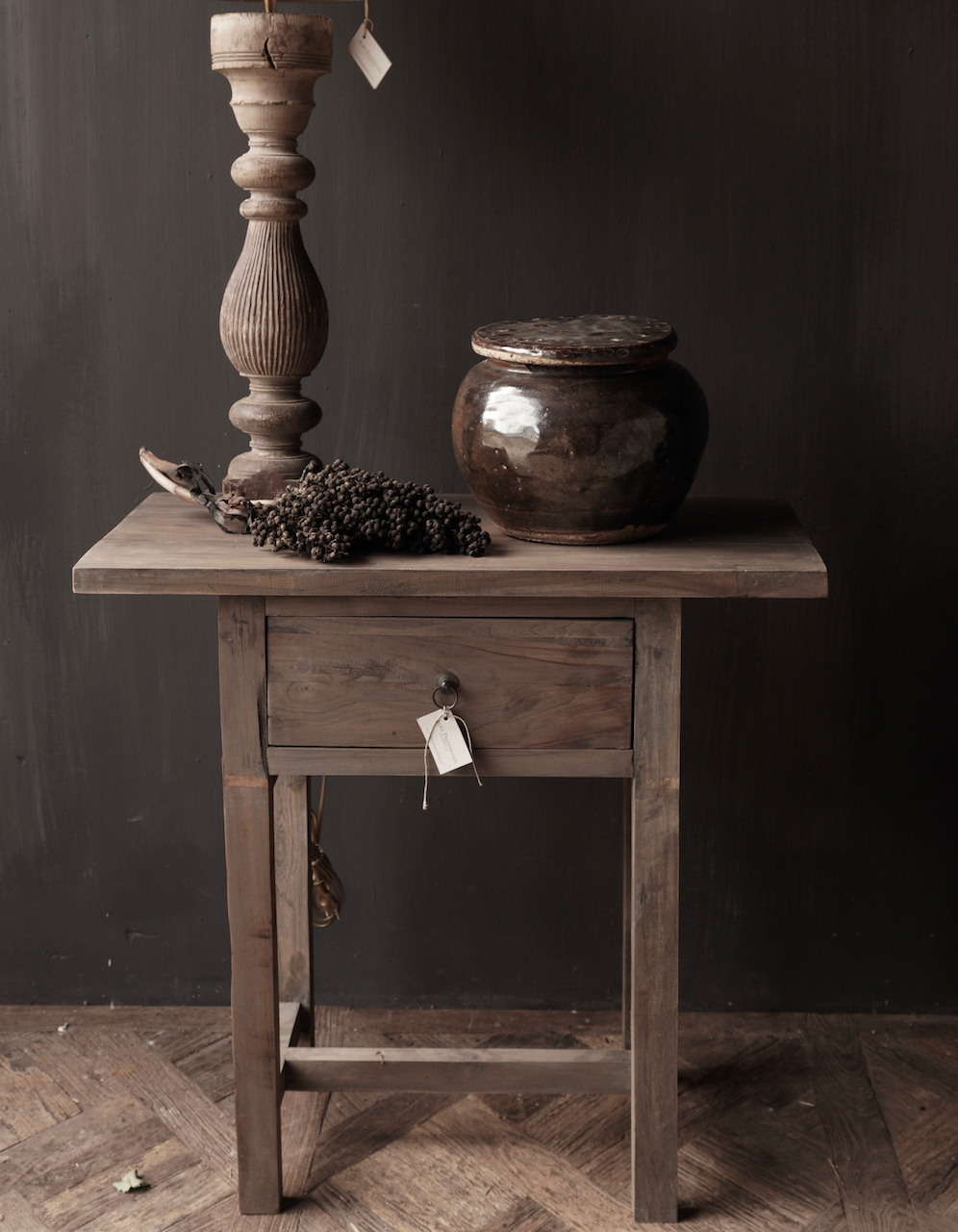 Lieke's hall table / drawer-1