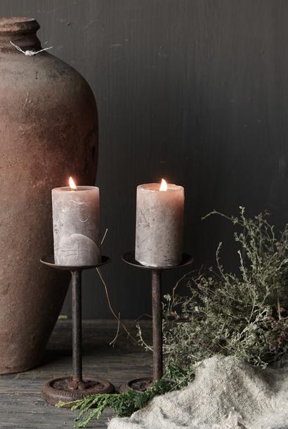 Kerzenständer aus Eisen