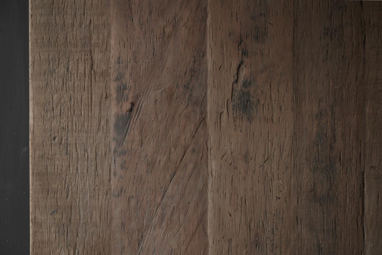 RESERVED TV Furniture / sideboard of old wood-3
