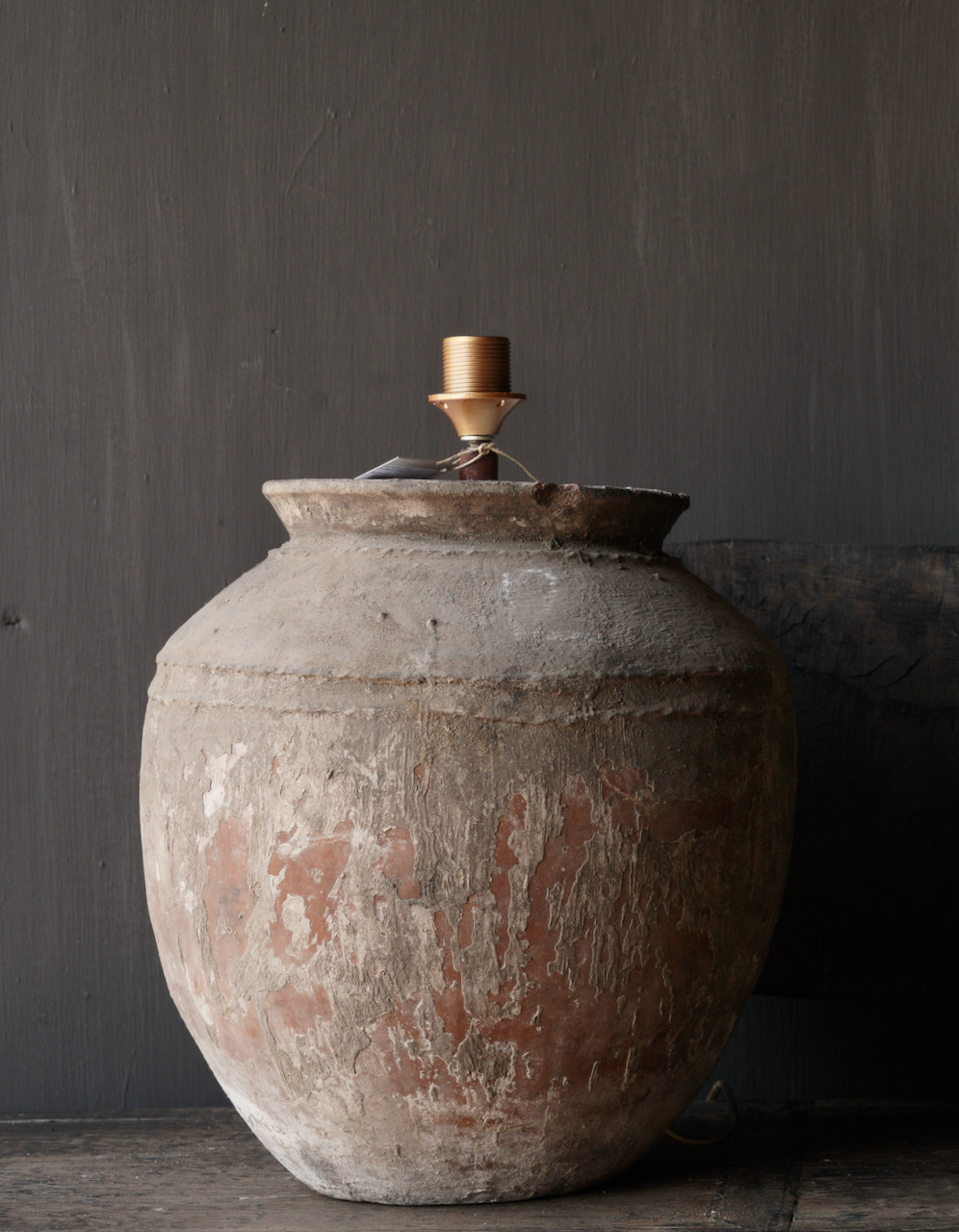 Jug lamp of old Authentic Waterpot-4
