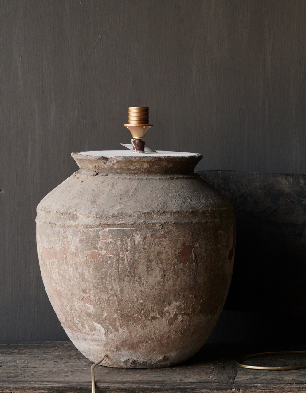 Jug lamp of old Authentic Waterpot-5