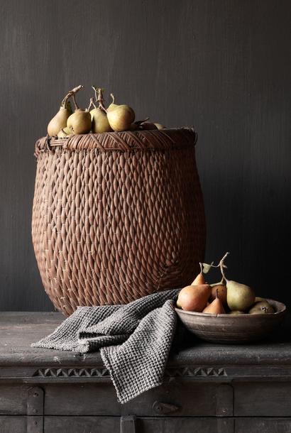 kitchen towel gray 40×40