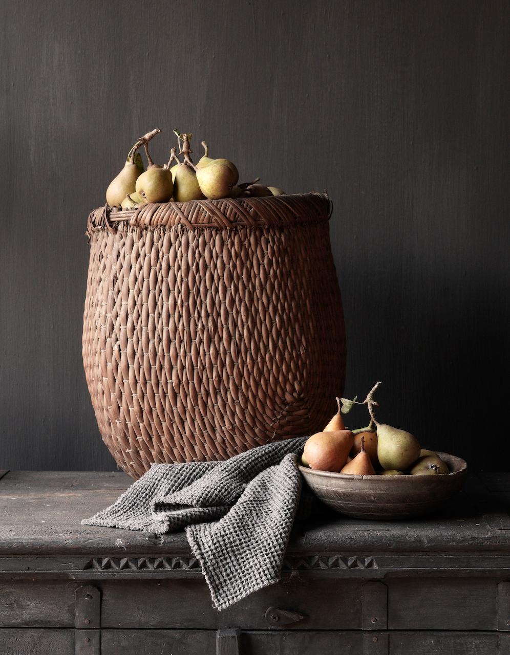 Küchentuch grau 40×40-1