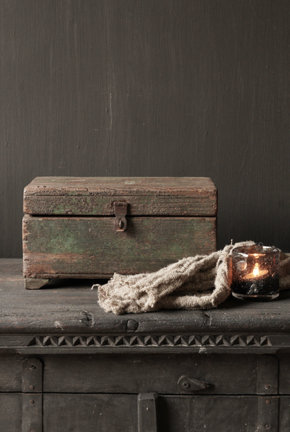 Old Authentic wooden box