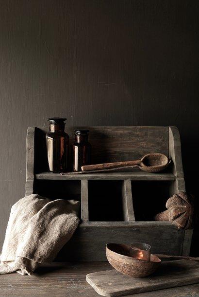 Stoere Grutters bak van oud hout gemaakt