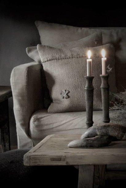 Kurze Kerzen ein 7stuks