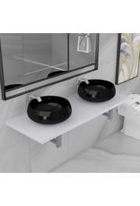 drie delig badkamerset