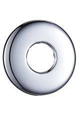 Douchearm rond 40 cm roestvrij staal 201 zilverkleurig