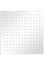 Regendouchekop vierkant 30x30 cm roestvrij staal