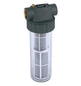 voorfilter 25 cm voor waterpomp