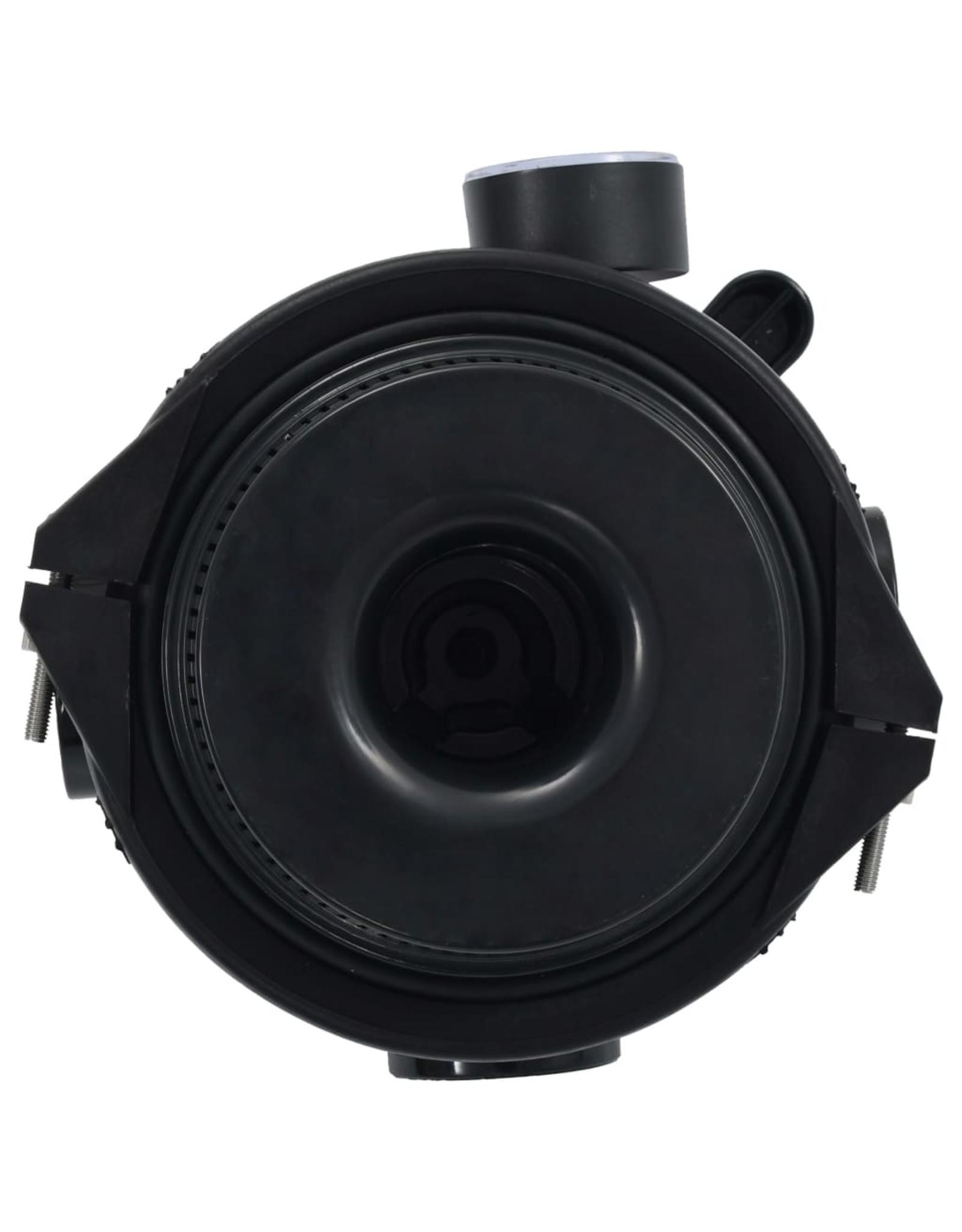 """Multipoortventiel voor zandfilter 4-weg 1,5"""" ABS"""